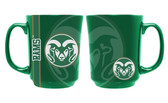 Colorado State Rams Reflective Mug