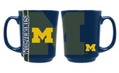 Michigan Wolverines Reflective Mug