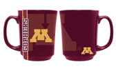 Minnesota Golden Gophers Reflective Mug