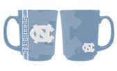North Carolina Tar Heels Reflective Mug