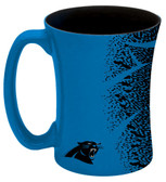 Carolina Panthers 14 oz Mocha Coffee Mug