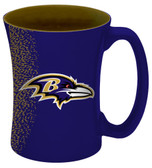 Baltimore Ravens 14 oz Mocha Coffee Mug