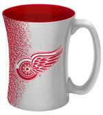 Detroit Red Wings 14 oz Mocha Coffee Mug