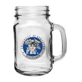 Kentucky Wildcats Mason Jar Mug