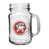 Maryland Terrapins Mason Jar Mug