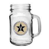 Vanderbilt Commodores Mason Jar Mug