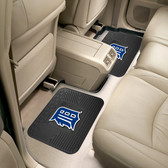 "Detroit Tigers Backseat Utility Mats 2 Pack 14""x17"""