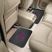 "Minnesota Twins Backseat Utility Mats 2 Pack 14""x17"""