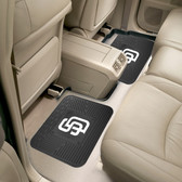 "San Diego Padres Backseat Utility Mats 2 Pack 14""x17"""