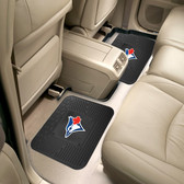 "Toronto Blue Jays Backseat Utility Mats 2 Pack 14""x17"""