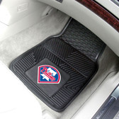 "Philadelphia Phillies Heavy Duty 2-Piece Vinyl Car Mats 17""x27"""