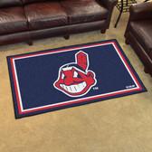 Cleveland Indians Rug 4'x6'