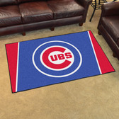 Chicago Cubs Rug 4'x6'