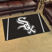 Chicago White Sox Rug 4'x6'