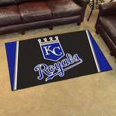 Kansas City Royals Rug 4'x6'
