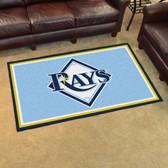 Tampa Bay Rays Rug 4'x6'