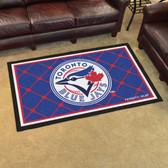 Toronto Blue Jays Rug 4'x6'