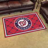 Washington Nationals Rug 4'x6'