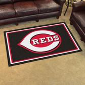 Cincinnati Reds Rug 4'x6'