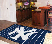 New York Yankees Rug 5'x8'