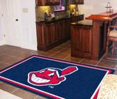 Cleveland Indians Rug 5'x8'