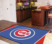 Chicago Cubs Rug 5'x8'