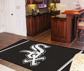 Chicago White Sox Rug 5'x8'