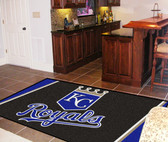 Kansas City Royals Rug 5'x8'