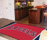 Los Angeles Angels Rug 5'x8'