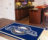 Milwaukee Brewers Rug 5'x8'