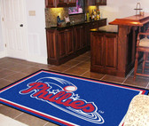 Philadelphia Phillies Rug 5'x8'
