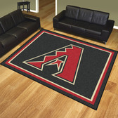 Arizona Diamondbacks 8'x10' Rug
