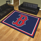 Boston Red Sox 8'x10' Rug