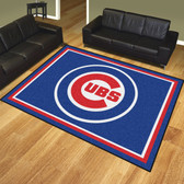 Chicago Cubs 8'x10' Rug