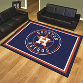 Houston Astros 8'x10' Rug