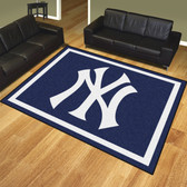 New York Yankees 8'x10' Rug