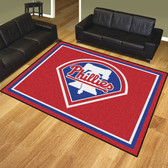 Philadelphia Phillies 8'x10' Rug