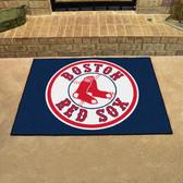 """Boston Red Sox All-Star Mat 33.75""""x42.5"""""""