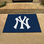 "New York Yankees All-Star Mat 33.75""x42.5"""