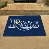 "Tampa Bay Rays All-Star Mat 33.75""x42.5"""