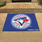 "Toronto Blue Jays All-Star Mat 33.75""x42.5"""