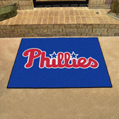 "Philadelphia Phillies All-Star Mat 33.75""x42.5"""