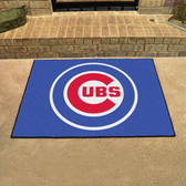 "Chicago Cubs All-Star Mat 33.75""x42.5"""