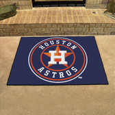 "Houston Astros All-Star Mat 33.75""x42.5"""