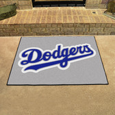 "Los Angeles Dodgers All-Star Mat 33.75""x42.5"""