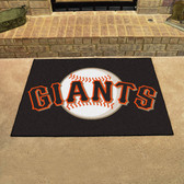 "San Francisco Giants All-Star Mat 33.75""x42.5"""