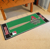 "Arizona Diamondbacks Baseball Runner 30""x72"""
