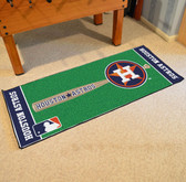 "Houston Astros Baseball Runner 30""x72"""