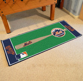 "New York Mets Baseball Runner 30""x72"""