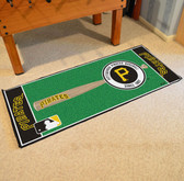 "Pittsburgh Pirates Baseball Runner 30""x72"""